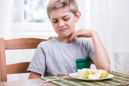 Picky Eating May Signal Psychological Issues in Children