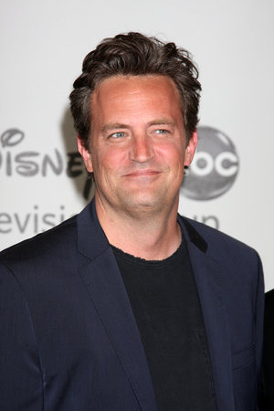 Actor in Recovery Matthew Perry Works to Help Others