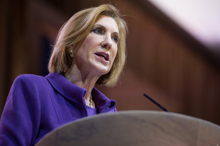 Carly Fiorina Talks about Losing a Child to Drug Addiction