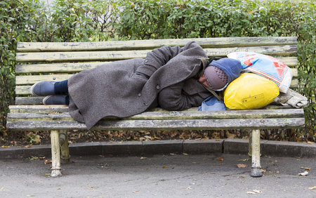 How Dual Diagnosis Affects the Homeless