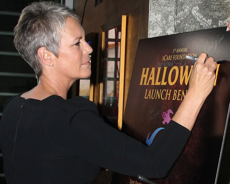 Jamie Lee Curtis Opens Up About Opiate Abuse