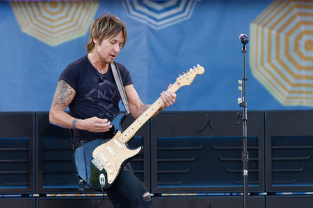 Keith Urban Opens Up About Addiction and His Father