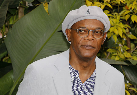 Samuel L. Jackson Talks about Hitting Rock Bottom