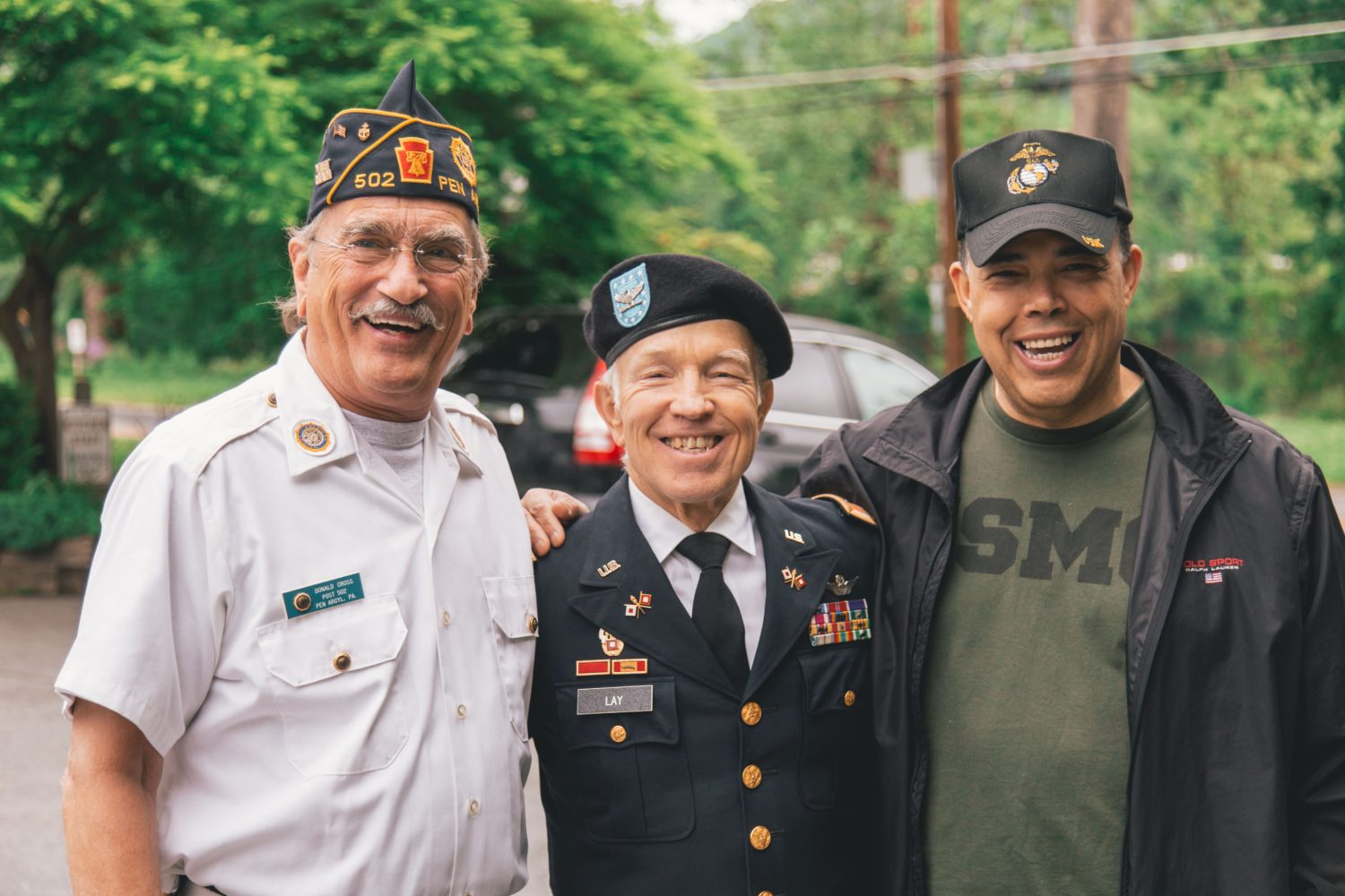 ways to help veterans with mental illness